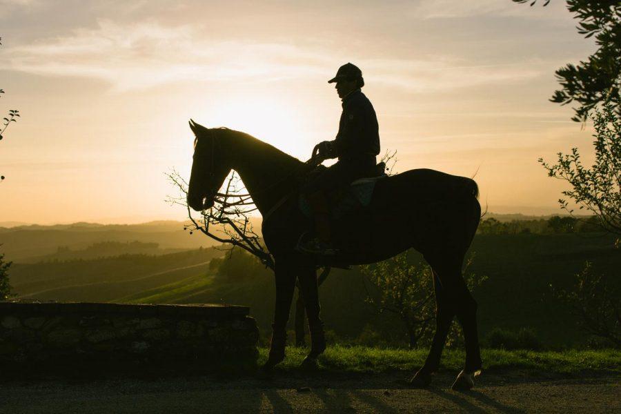 """""""Passeggiata a Cavallo"""""""